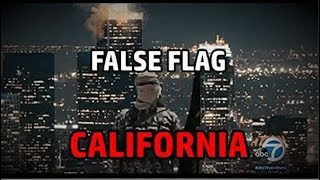 FALSE FLAG California DTLA This is what the Drills was about! ISIS ATTACK???