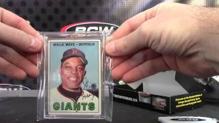 LosPacker's 2013 Super Box Baseball Box Break