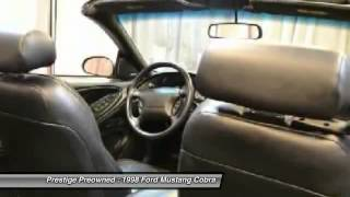 1998 Ford Mustang Cobra Mahwah NJ 07430