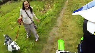 Stupid, Crazy and Angry People Vs Bikers 2017 [Ep.#188]