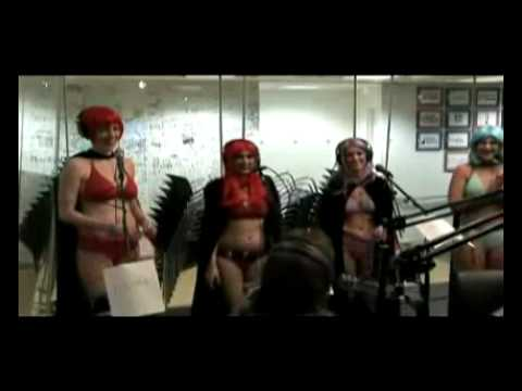 Witches In Bikinis - Live on Fangoria Radio Video