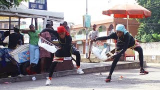 MISS CALL, WORK HARD, PURE WATER SELLERS DANCE VIDEO BY YKD yewo krom dancers