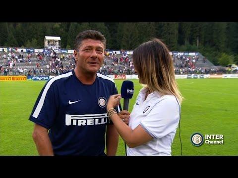 PINZOLO 2014 - INTERVISTA WALTER MAZZARRI POST INTER - TRENTINO TEAM