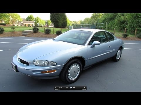 1995 Buick Riviera Start Up. Exhaust. Test Drive. and In Depth Review