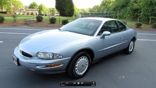 1995 Buick Riviera Start Up, Exhaust, Test Drive, and In Depth Review