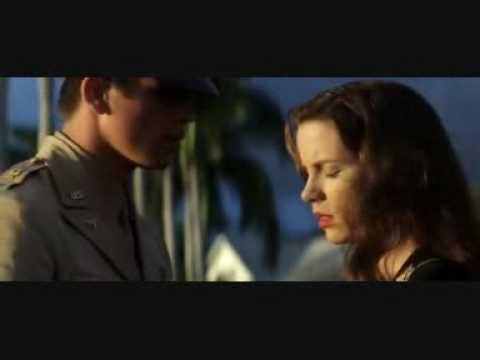 Pearl Harbor - Faith hill - there you'll be (Movie) Music Videos