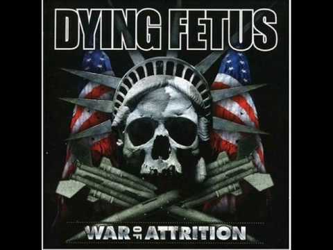 Dying Fetus - ancient rivalry