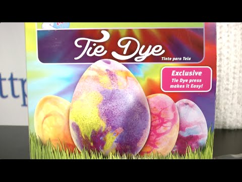 PAAS Tie Dye Egg Decorating Kit from PAAS