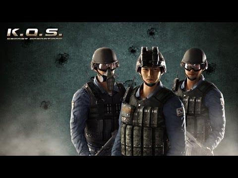 K.O.S.  Secret Operations - Simples e Bom