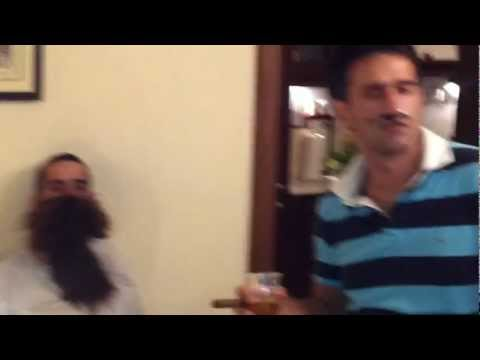 Greek Tsonta@Poros Parody