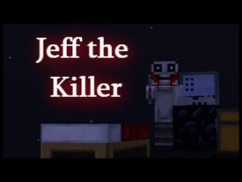 Jeff The Killer-minecraft