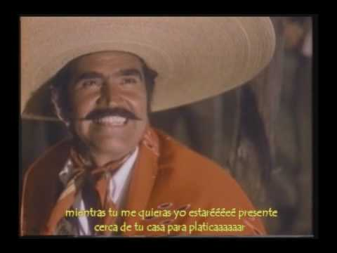 vicente fernandez -no me se rajar Music Videos