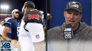 Kanell: Winston, Mariota starting careers are in jeopardy | Kanell & Bell