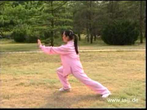 Tai Chi Chuan Stile Yang: La Forma 10 video