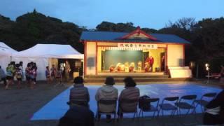 泊神社お祭り