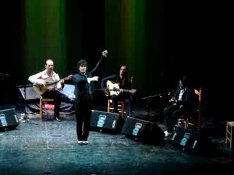 Juan Carmona, concierto flamenco, baile