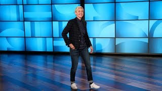 Ellen's Body Double Tricked Kevin Hart