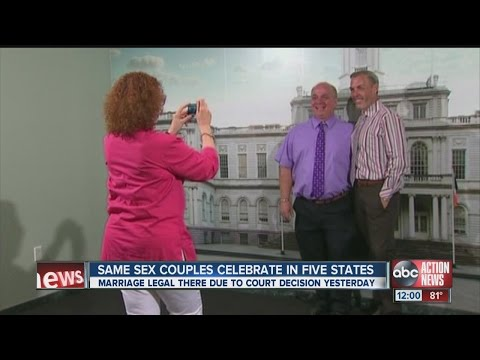 Supreme Court ruling on same-sex marriage has indirect effect on Florida gay marriages