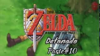 Emulador de Snes para Android The Legend of Zelda: A Link to the Past Detonado Parte #10