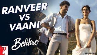 Download Ranveer vs Vaani | Behind The Scenes | Befikre | Ranveer Singh | Vaani Kapoor 3Gp Mp4