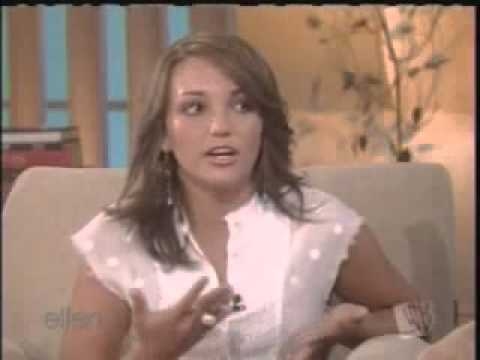 Jamie Lynn Spears - On Ellen Show