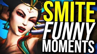 DA JI VU! (Smite Funny Moments)