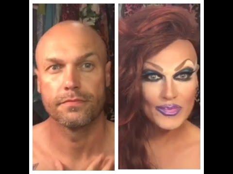 Pollo Del Mar: Male-to-Female Drag Transformation - 08/16/15