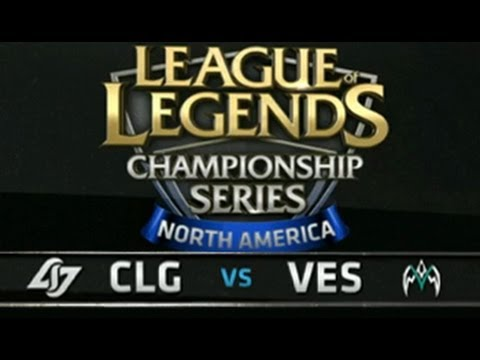 Counter Logic Gaming vs Velocity eSports - LCS NA Summer Split, Week 1 Day 1