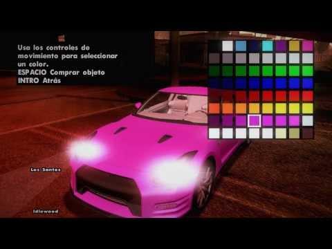 Cleo Mod's Freno de Aire, Cambiar de Player y Nuevos Colores Para GTA Sa