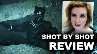 Black Panther Teaser Trailer REVIEW & BREAKDOWN