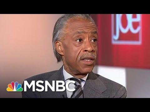 Al Sharpton: I Think Rudy Giuliani Should Talk To Newt Gingrich | Morning Joe | MSNBC