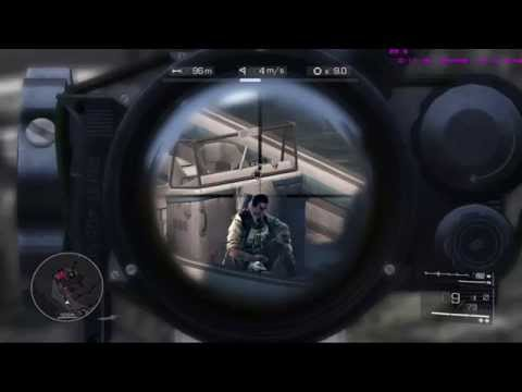 Sniper Ghost Warrior 2 Pc Compaign Walkthrough 1 (2015)