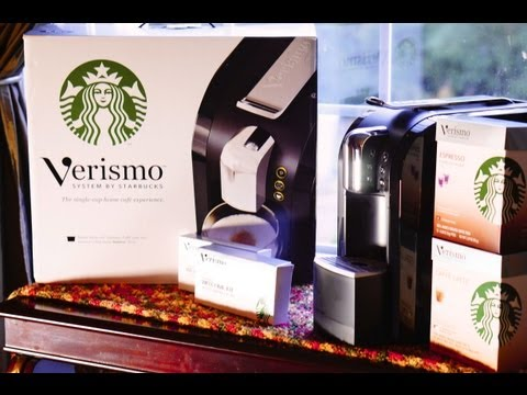 Starbuck Verismo Review / CBTL Comparison
