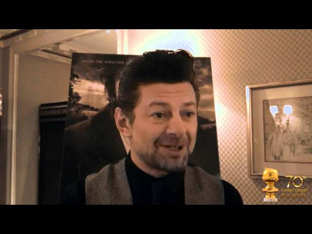 ANDY SERKIS: GOLLUM, SMEAGOL AND PETER JACKSON