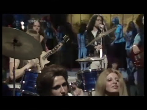 FREE - Alright Now  (1970 UK TV Performance) ~ HIGH QUALITY HQ ~