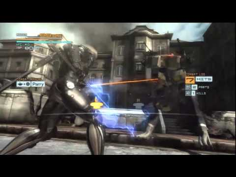 Metal Gear Rising: Revengeance Demo Epic Playthrough