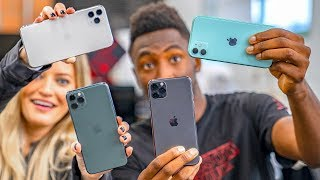 3 weeks with iPhone 11 + Deep Fusion camera test!