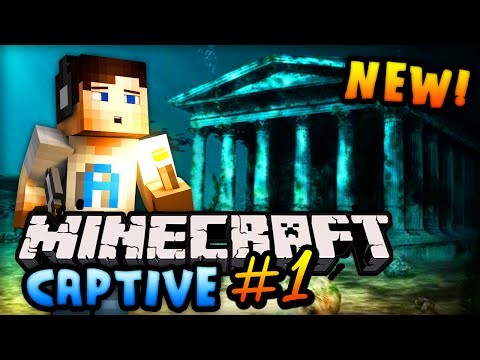 Minecraft CAPTIVE MINECRAFT 3.0 Part #1 w Ali A WE ARE TRAPPED
