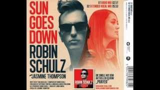Robin Schulz ft Jasmine - Sun Goes Down (Extended Vocal Mix)