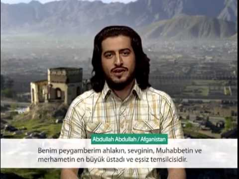 14 dilde 'Benim Peygamberim'
