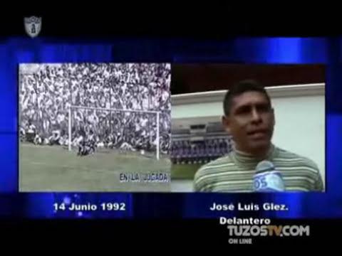 Final Pachuca vs Zacatepec Junio 1992 ascenso