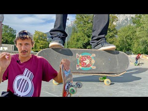 Most Dangerous Skateboard Trick