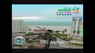 GTA3 - Vice City Map Mod Gameplay (PC)