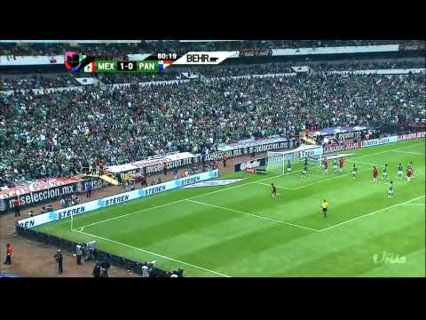 Mexico vs Panama 2 1 2do Tiempo 11 10 2013