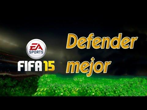 Cómo defender mejor FIFA 15