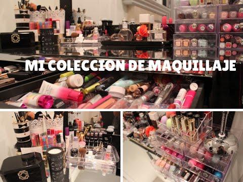 Mi Colección de Maquillaje