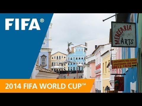 World Cup Host City: Salvador