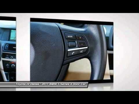 2011 BMW 5 Series Dallas TX BC739179