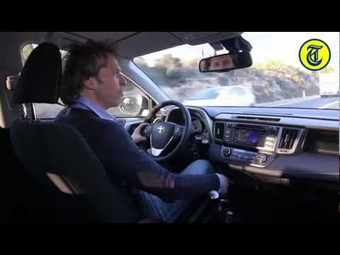 2013 Toyota RAV4 - review by Autovisie.nl