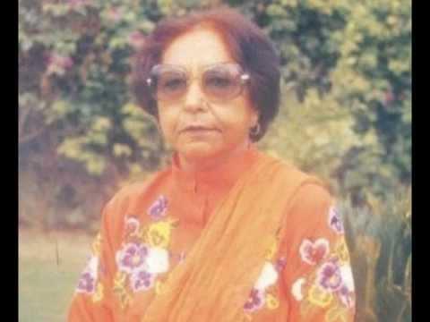 Malika Pukhraj - Kiya Mujhe Ishq Ne - Ghazal video